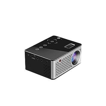T200 Mini proyector LED de Bolsillo con Botones sensibles al ...