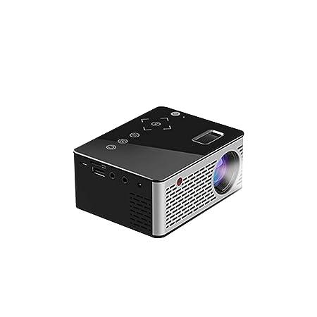 Tellaboulle T200 Pocket Mini proyector LED Touch Sensitive Botones ...