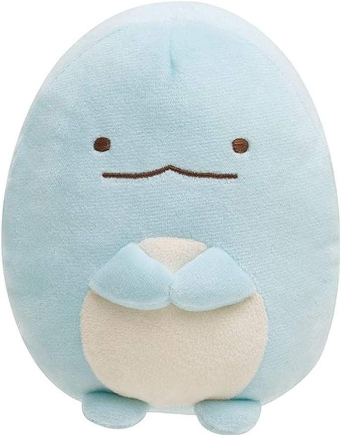 Sumikko Gurashi Tokage Plush Doll Sumikko Kuji Lizard Stuffed Toy Blue Japan