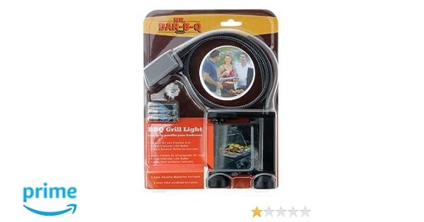 Amazon.com : Mr Bar B Q 40110X 24-Inch Grill Light : Outdoor Grill ...