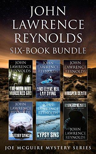 John Lawrence Reynolds 6-Book Bundle: Joe McGuire Mystery Series (Mcguire John)