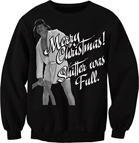 Merry Christmas Shitter Was Full Cousin Eddie Ugly Sweater