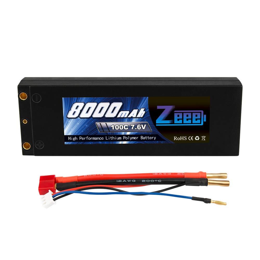 Bateria LIPO 7.6V 8000mah RC ZEEE