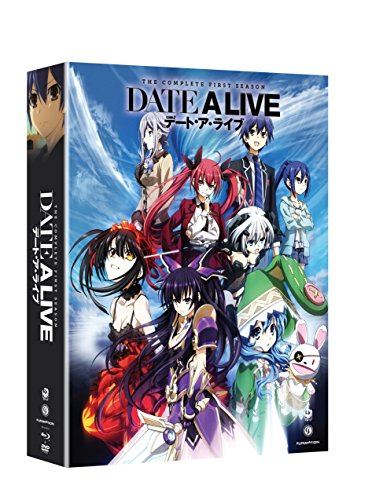 Date A Live: Season 1 (Limited Edition Blu-ray/DVD Combo)