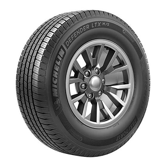 Michelin Defender LTX M/S All- Season Radial Tire-265/70R17 115T