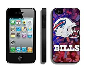 NFL&Buffalo Bills iphone 4 4S phone cases&Gift Holiday&Christmas Gifts PHNK625156