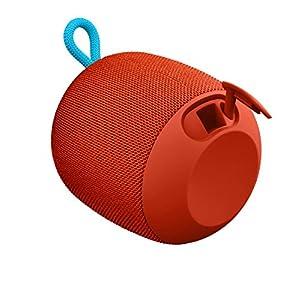 Ultimate Ears 984-000841 WONDERBOOM Super Portable Waterproof Bluetooth Speaker, Fireball Red