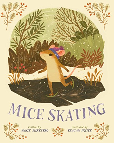 Mice Skating - Snow Skating