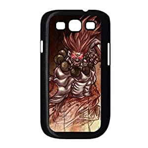 Generic Silica Plastic Phone Cases For Girls Design With Akuma For Samsung Galaxy S3 I9300 Choose Design 5