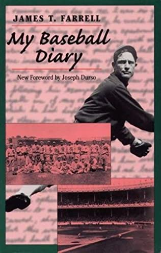 book cover of My Baseball Diary