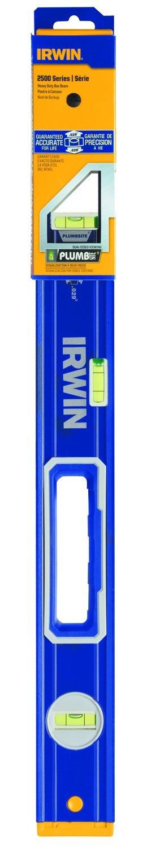 IRWIN Tools 2500 Box Beam Level, 24-Inch (1794063)