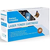 Premium Printing Products Compatible Ink Cartridge Replacement for HP CE740A, Works with: Color Laserjet Professional CP5220, CP5225, CP5225DN, CP5225N Black