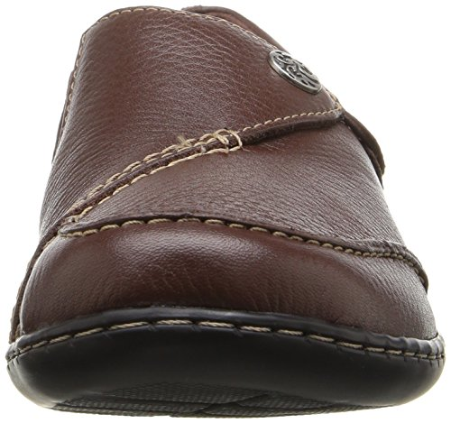 Clarks Vrouwen Ashland Lane Q Slip-on Loafer Redwood