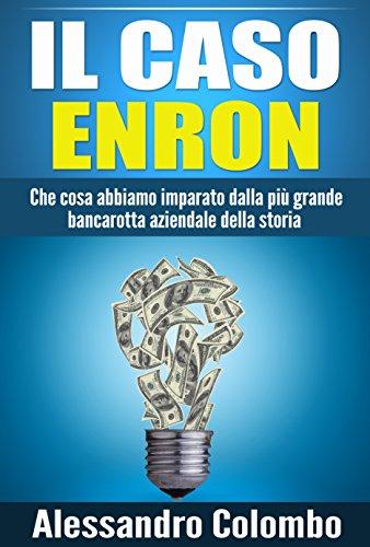 il-caso-enron-italian-edition