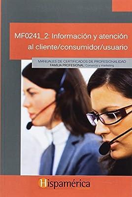 Mf0241_2: Inform.Y Atencion Al Cliente/C: Amazon.es: Andavira ...