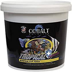Cobalt Aquatics Tropical Flake, 2 lb