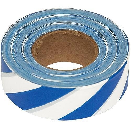 Flaggingテープ1 – 3 / 16 インチ 非粘着プラスチックリボン B0041P7OOU 蛍光オレンジ 蛍光オレンジ