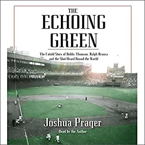 The Echoing Green Audiobook
