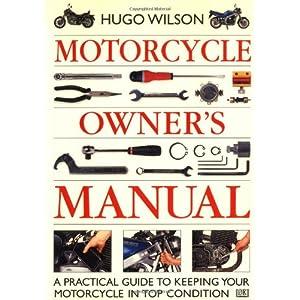 Motorcycle Owner's Manual Hugo Wilson
