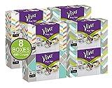 Viva Pop-Ups Paper Towel Dispenser, White, 60 Count, Pack of 8