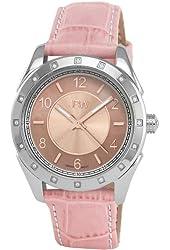 JBW Women's J6261LD Giana Leather Diamond Watch