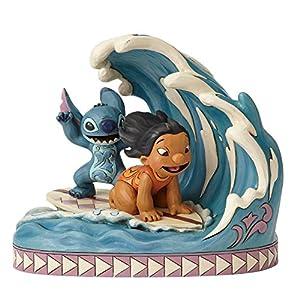 Jim Shore Disney Traditions by Enesco Lilo and Stitch 15th Anniversary Figurine