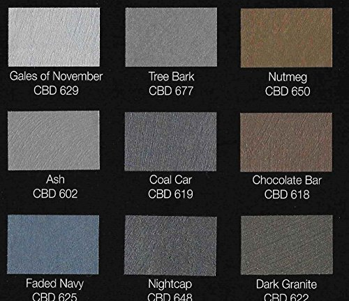 MOIRE WILD SILK ACRYLIC BASED DECORATIVE METALLIC PLASTER PAINT PRECOLORED ROLLER OR BRUSH APPLIED DECORATIVE FINISH THAT LOOKS FEELS LIKE SHIMMERING FINE SILK By Colors By Drew (GALLON) (CBDGAL) by MOIRE WILD SILK (Image #3)
