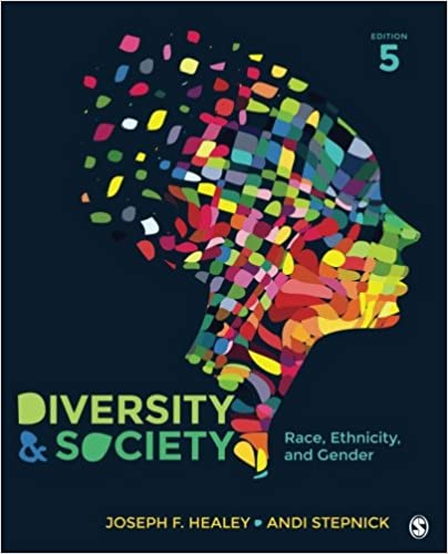 Diversity and society race ethnicity and gender joseph f healey diversity and society race ethnicity and gender fifth edition fandeluxe Choice Image