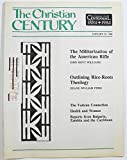 img - for The Christian Century, Volume 101 Number 3, January 25, 1984 book / textbook / text book