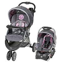 Sistema de viaje Baby Trend EZ Ride 5, Paisley