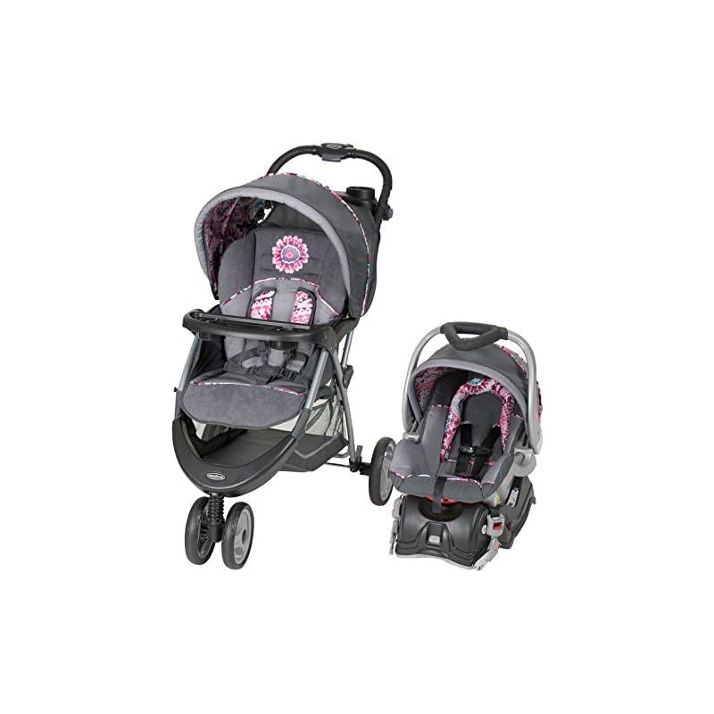 Baby Trend EZ Ride 5 Travel System, Pais