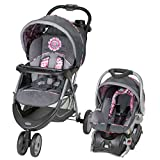 Baby Trend EZ Ride 5 Travel System - Paisley