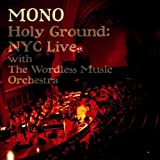 Holy Ground: NYC Live With the Wordless Music Orchestra (3xLP + DVD) [Vinyl]
