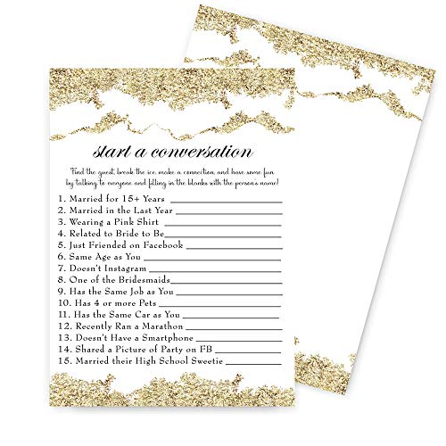 Paper Clever Party Bridal Shower Find The Guest