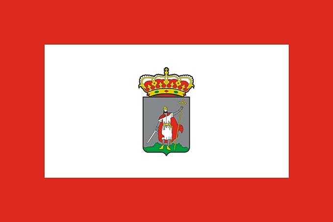 Amazon.com: magFlags Bandera Gijon | Bandera de Gijón, en ...