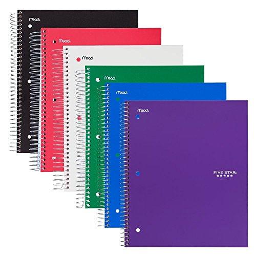 200 Sheet Notebook - 3