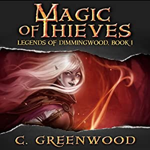 Magic of Thieves Audiobook