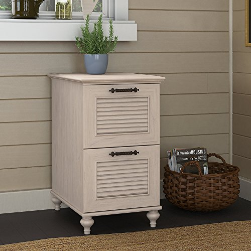 kathy ireland Office by Bush Furniture Volcano Dusk 2 Drawer File Cabinet