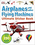 Best Book 4 Year Olds - Ultimate Sticker Book: Airplanes and Other Flying Machines Review