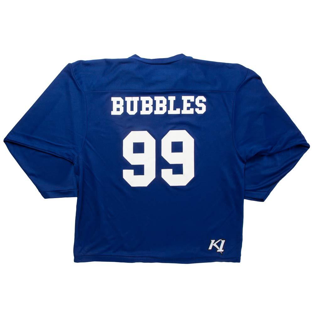 be1cdd2c9ba65 Amazon.com: King's Road Trailer Park Boys Sunnyvale Hockey Jersey -  Bubbles: Clothing