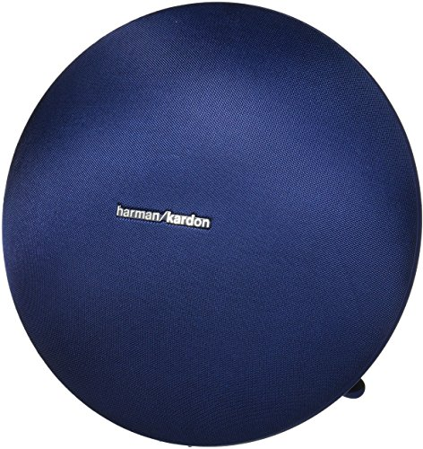 Harman Kardon Onyx Studio 4 Wireless Bluetooth Speaker Blue (New model)