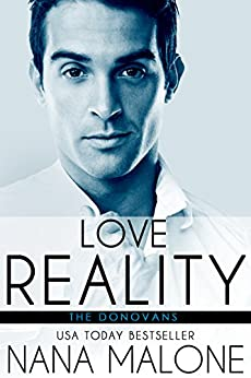 Love Reality: New Adult Romance (The Donovans Book 2) by [Malone, Nana]