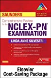 Saunders Comprehensive Review for the NCLEX-PN® Examination - Pageburst e-Book on Kno + Evolve Access (Retail Access Cards), Silvestri, Linda Anne, 0323244718
