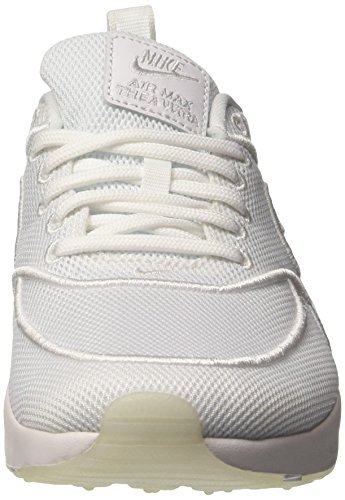Nike Wmns Air Max Thea Ultra Si, Scarpe da Ginnastica Donna Bianco (White/White/Wolf Grey)