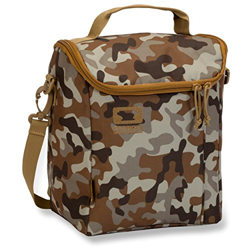 Mountainsmith The Sixer- Soft Sided Cooler, Dark Camo (Camo Soft Ice Chest compare prices)