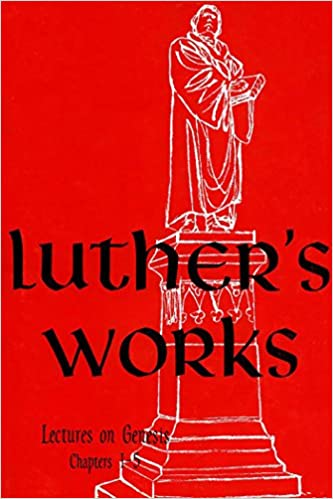 Téléchargez l'ebook à partir de google book en pdf Luther's Works, Volume 1: Genesis Chapters 1-5 (Luther's Works (Concordia)) in French FB2