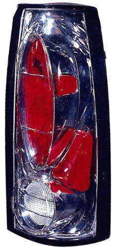Depo 332-1940PCASVC Chrome Tail Light Assembly (Chrome Tail Light Cover Escalade compare prices)