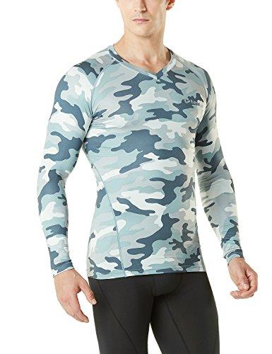 (テスラ)TESLA [防寒?保温] 長袖シャツ 冬用起毛 コンプレッションウェア パワーストレッチ アンダーウェアR34