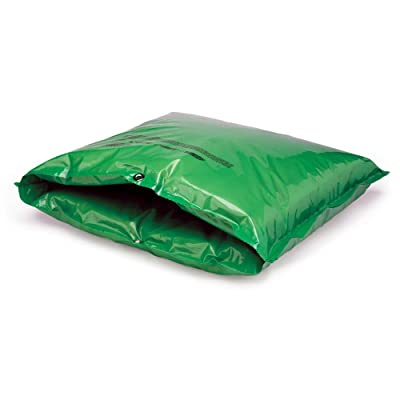 "Dekorra Products Green Insulated Pouch 607-GN 16""L x 21""H : Outdoor Decorative Fences : Garden & Outdoor"