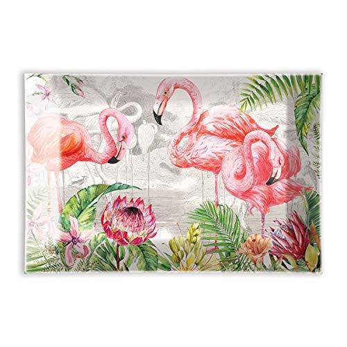Michel Design Works Rectangular Glass Soap Dish, - Dish Flamingo Soap